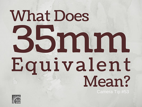 defining 35mm equivalent - learn on a photo safari