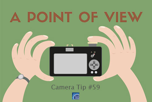 using your camera lcd screen