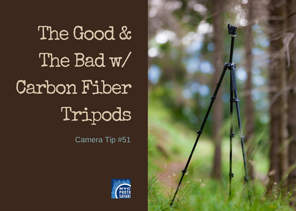 How to buy a carbon fiber tripod