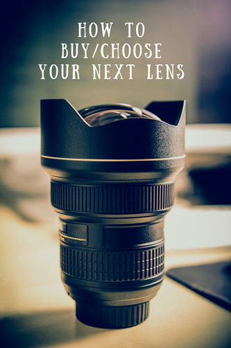 Lens buying guide picture