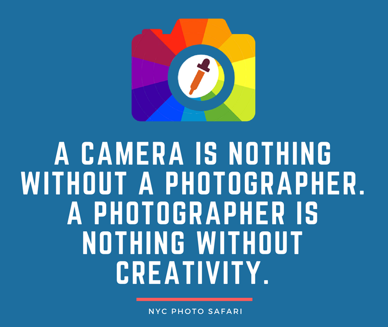 Photography workshop Quotes - NYC