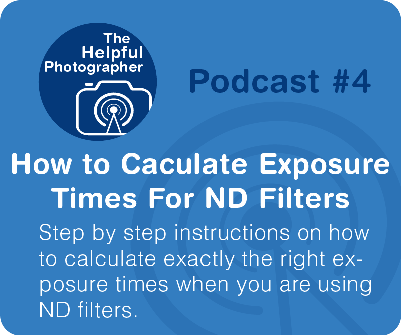 Photo tips podcast