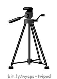 Camera Tip #3: Leg Locks – How to Shop for a Tripod --http://bit.ly/nycps-tripod