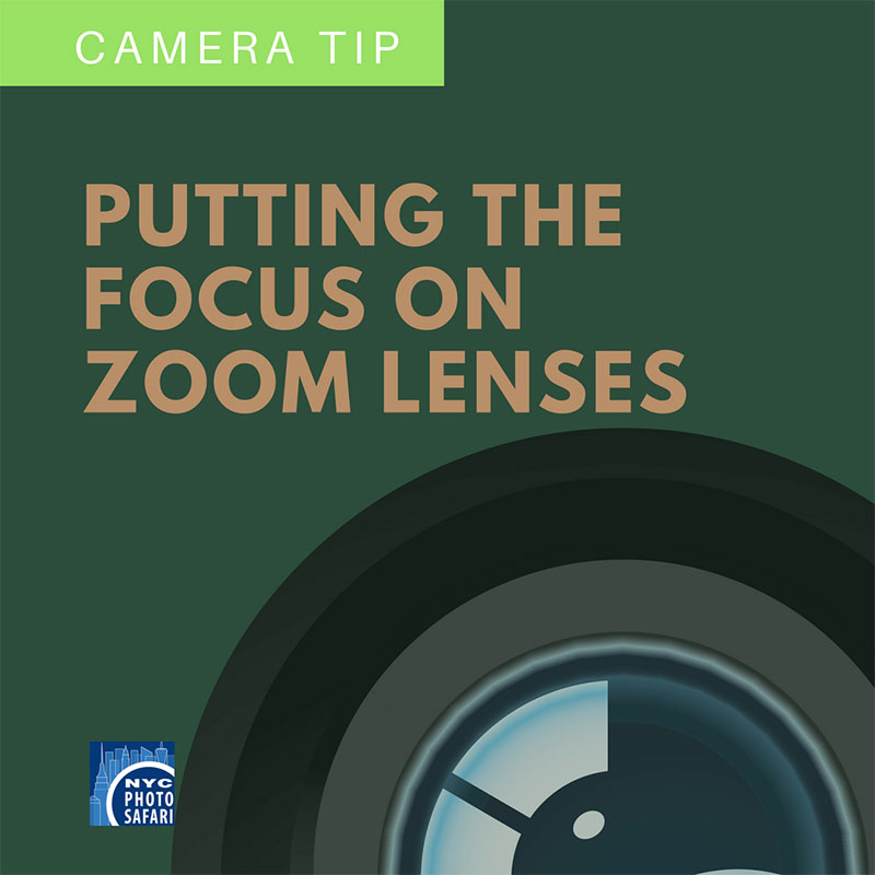 Finding focus with a zoom lens