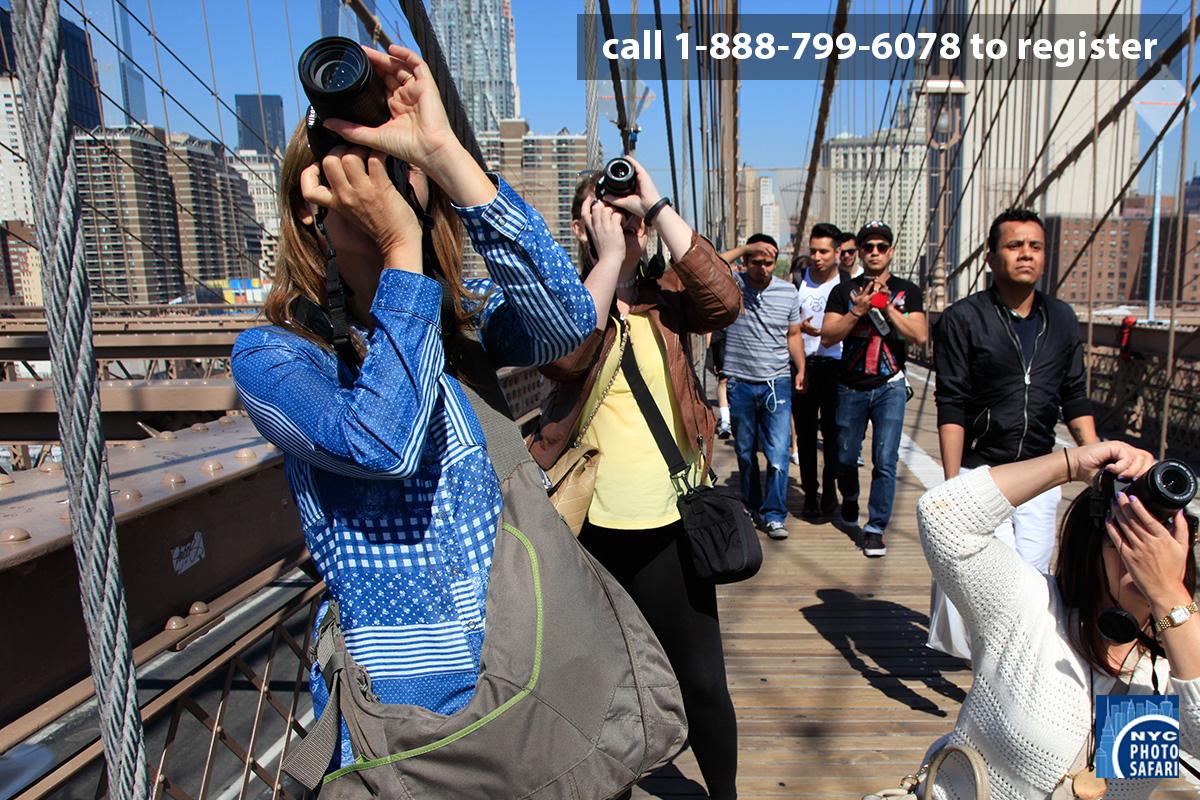 Brooklyn Bridge Photo Tour