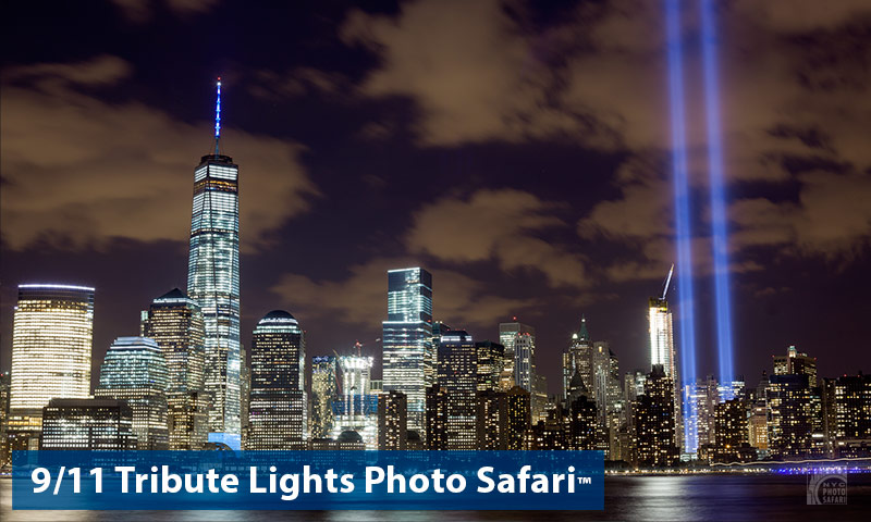 911 tribute lights nyc photosafari2