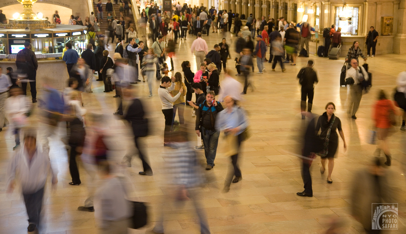 Grand Central Terminal Photo - Photography workshop image