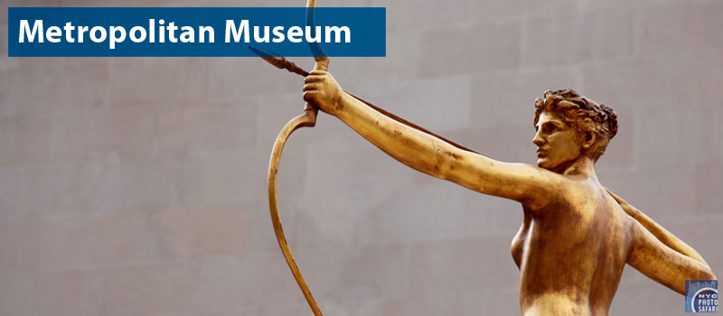 """Best NYC Museum Tours: The Met"" /><br>