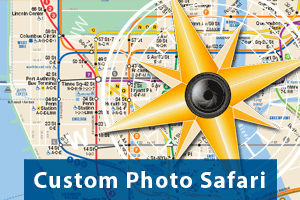 Custom Photo Safari