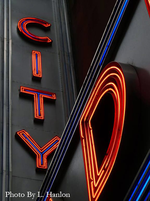 Radio city photography class